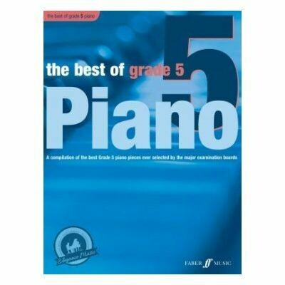 The Best of Grade 5 Piano