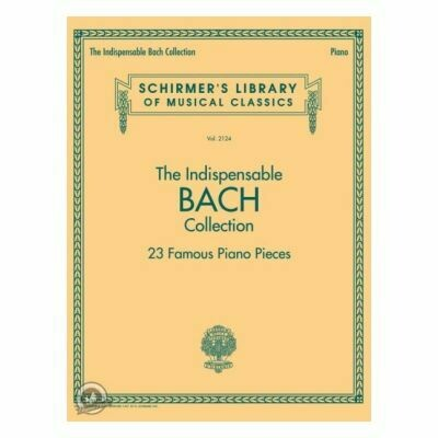 The Indispensable Bach Collection