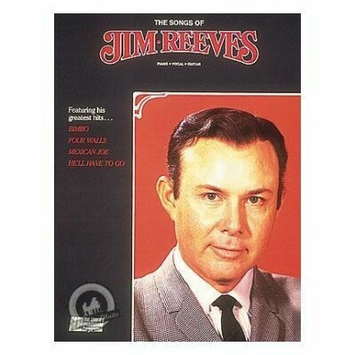 The Songs of Jim Reeves (PVG)