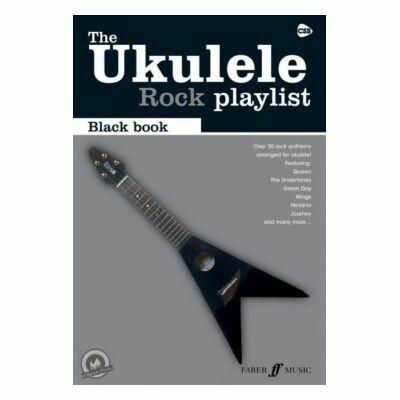 Ukulele Rock Playlist Black Book