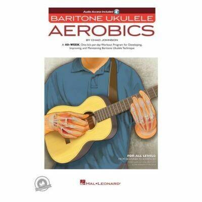 Baritone Ukulele Aerobics (With Online Audio)