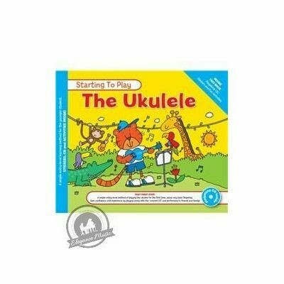 Music for Kids: Starting To Play Ukulele (with CD)