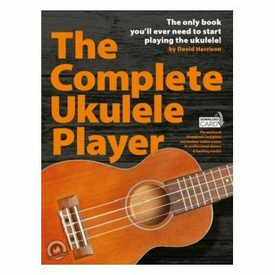 The Complete Ukulele Player (Book/Audio Download)