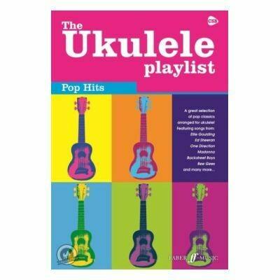 The Ukulele Playlist: Pop Hits