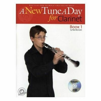 A New Tune A Day: Clarinet - Book 1 (with CD)