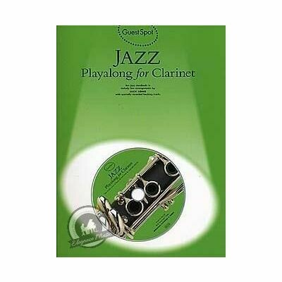 Guest Spot - Jazz For Clarinet