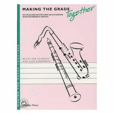 Making The Grade Together: Duets for Clarinet / Alto Sax
