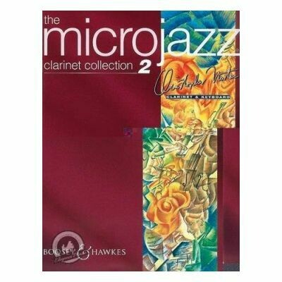 Microjazz Collection 2 for Clarinet