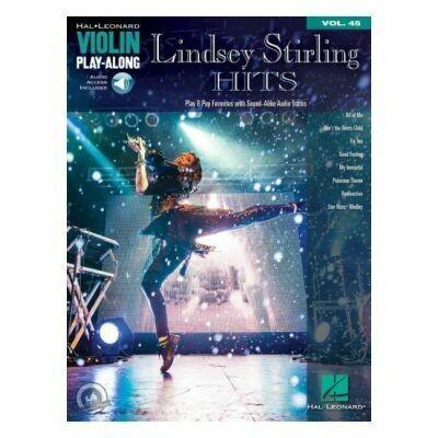 Lindsey Stirling Hits for Violin