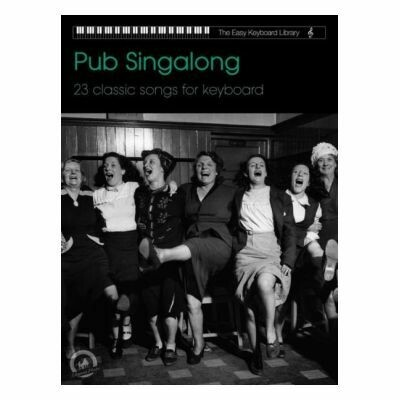 Easy Keyboard Library - Pub Singalong