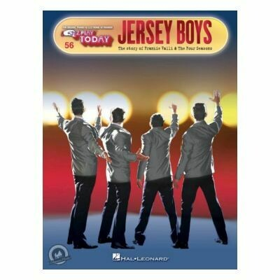 Jersey Boys - E-Z Play Today Volume 56 for Keyboard