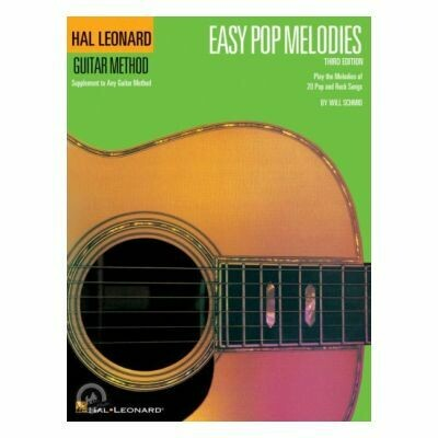 Easy Pop Melodies - 3rd Edition for Guitar