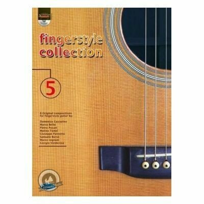 Fingerstyle Collection 5 for Guitar