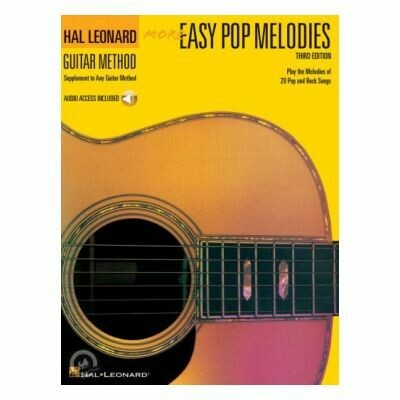 More Easy Pop Melodies for Guitar