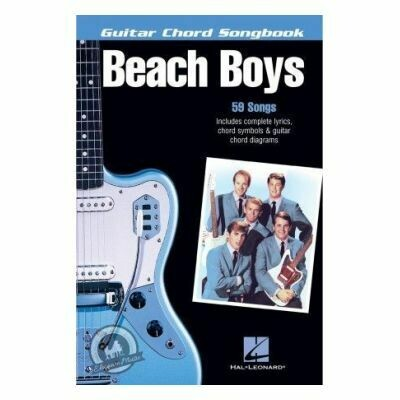 The Beach Boys Guitar Songbook