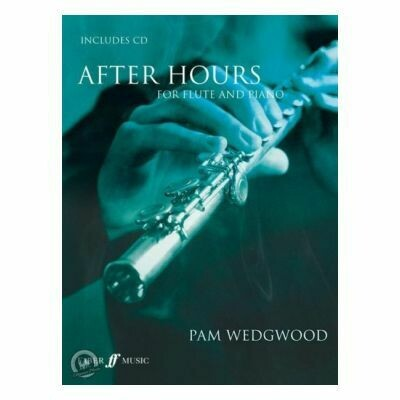 After Hours for Flute (with CD)