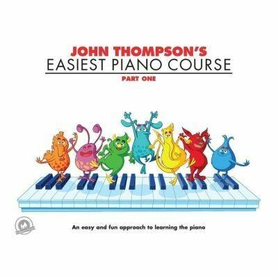 John Thompson's Easiest Piano Course 1 - Rev. Ed.