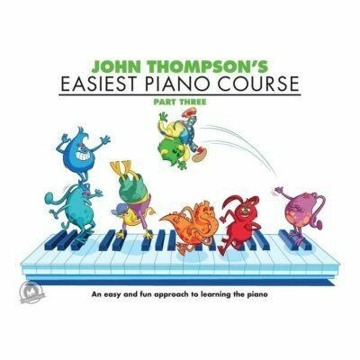 John Thompson's Easiest Piano Course 3