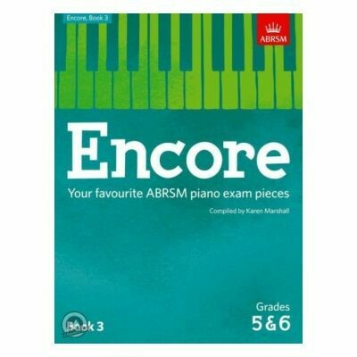 Encore: Piano Book 3 (Grades 5 & 6)