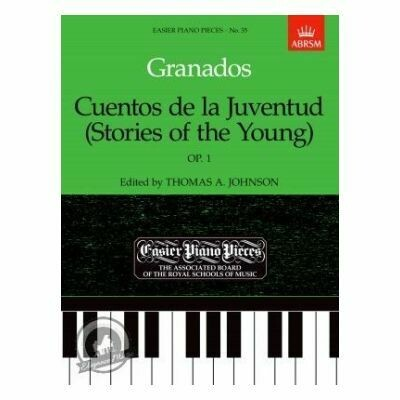 Enrique Granados: Cuentos De La Juventud Op.1 (Stories For The Young)