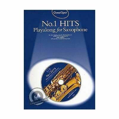 Guest Spot - No. 1 Hits For Alto Saxophone