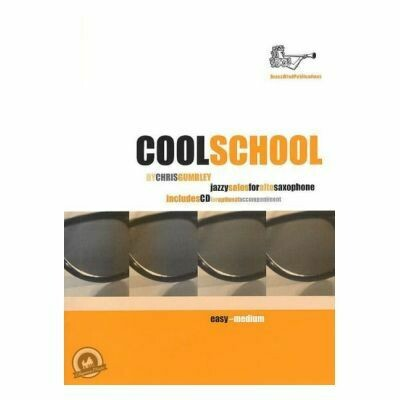 Gumbley: Cool School for Alto Saxophone (with CD)