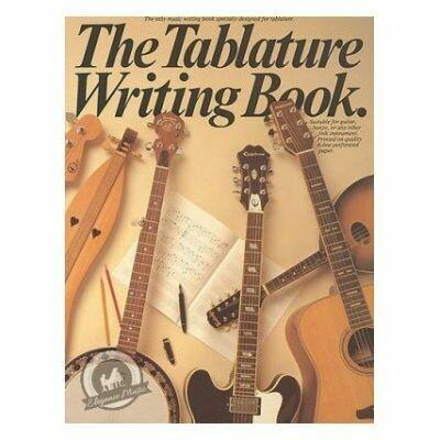 The Tab Writing Book