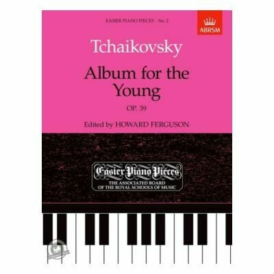 Album for the Young Op.39 - Tchaikovsky