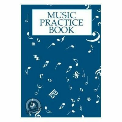 Music Practice Book
