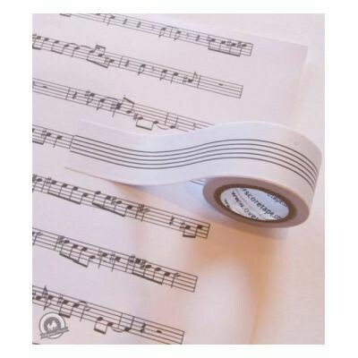 Overscore Removable Manuscript Tape