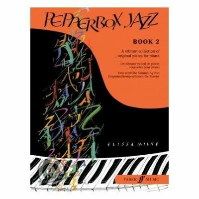 Pepperbox Jazz Book 2