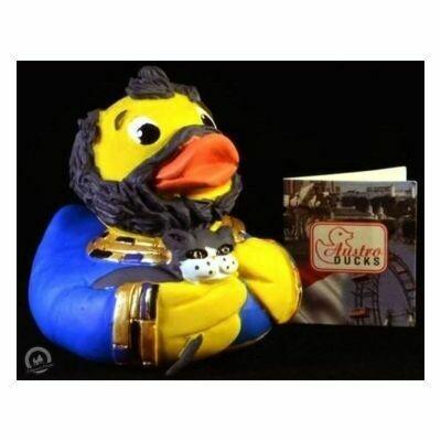 Rubber Duck - Gustav Klimt