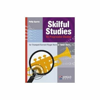 Skilful Studies (40 Progressive Studies for Trumpet)