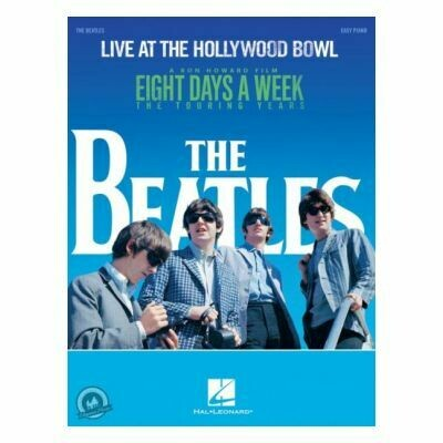 The Beatles - Live at the Hollywood Bowl (Easy Piano)