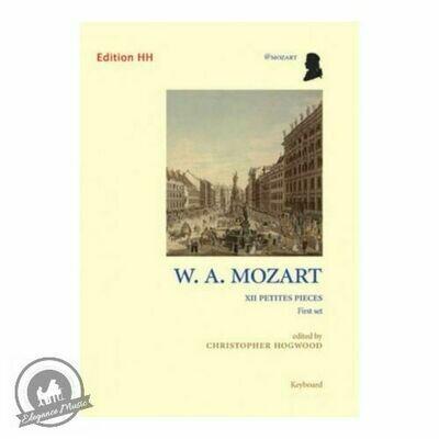 Mozart, W A: 12 Petites Pieces (First Set)