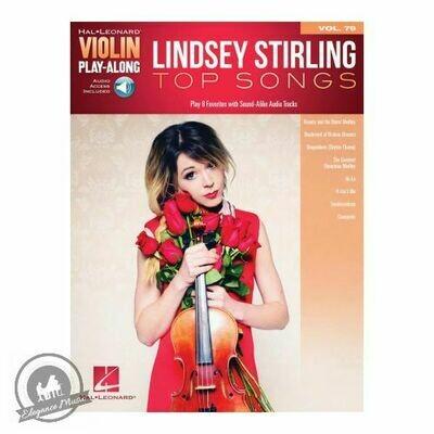 Lindsey Stirling - Top Songs (Violin Play-Along Volume 79)