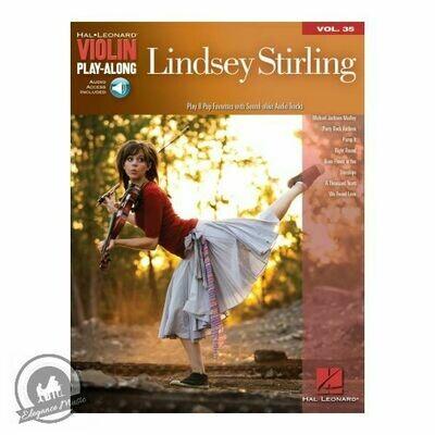 Lindsey Stirling (Violin Play-Along Volume 35)
