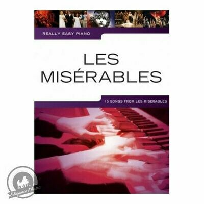 Really Easy Piano: Les Miserables