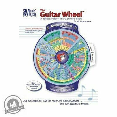 The Guitar & Music Theory Wheel