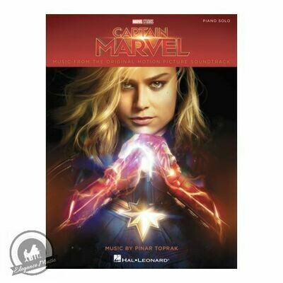 Captain Marvel (Music from the Motion Picture Soundtrack) - Piano