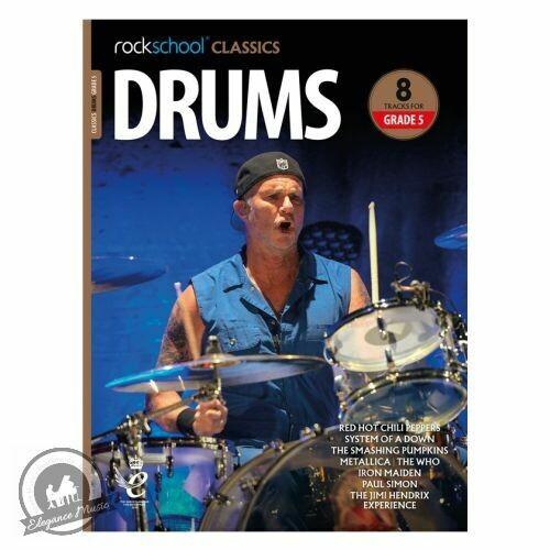 Rockschool Classics Drums Grade 5 (2018+)
