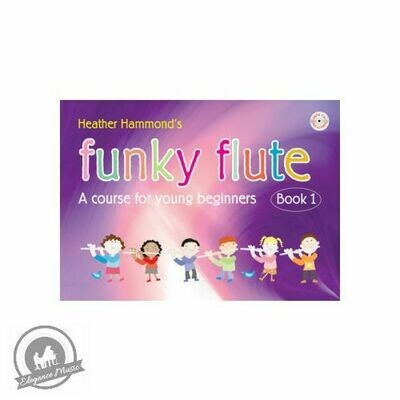 Funky Flute Book 1 - Student Book