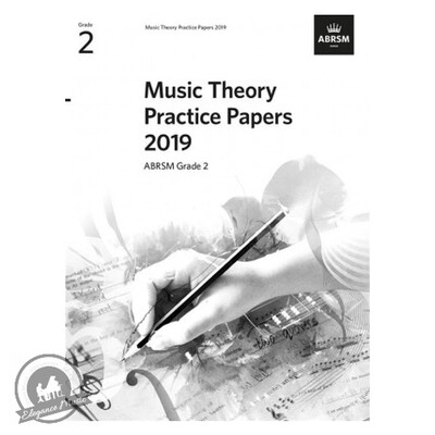 ABRSM Music Theory Practice Papers 2019: Grade 2