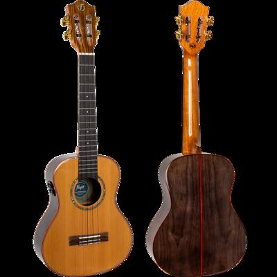 Flight Diana TE Soundwave Electro-Acoustic Tenor ukulele (with bag)