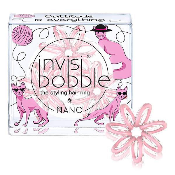 Invisibobble Nano Cattitude