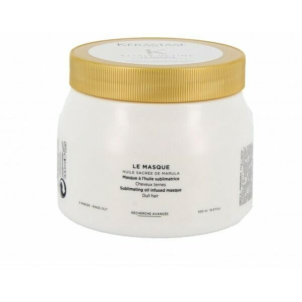 Kérastase Elixir Ultime Le Masque Sublimating Oil Infused Masque 500 ml | Mascarilla Brillo