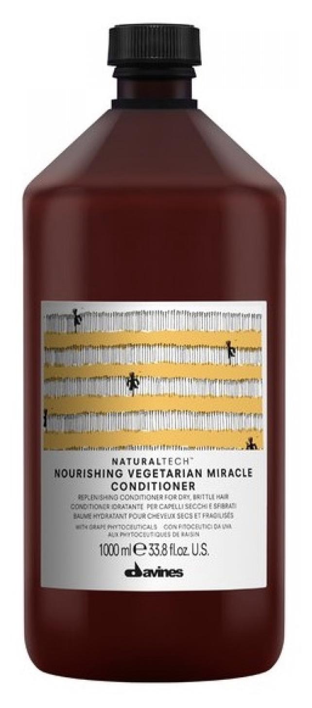 Davines Nourishing Vegetarian Miracle 1 lt |  Acondicionador Nutritivo