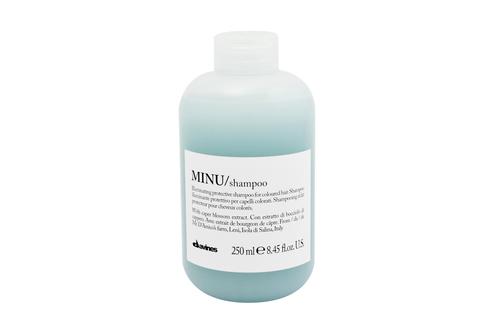 Davines MINU Shampoo 250 ml   Cabello con Color