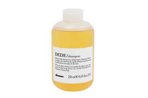 Davines DEDE Shampoo 250 ml   Limpieza Delicada