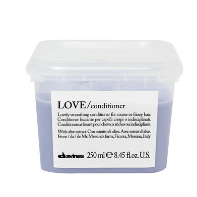 Davines Love Smoothing Acondicionador 250 ml | Cabello Rebelde